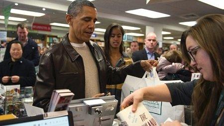 Обама о трудностях предрождественских покупок на фоне 100-рублевого евро