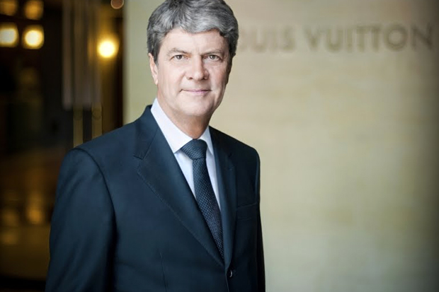 Умер бывший глава Louis Vuitton