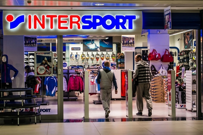 Intersport утроит количество магазинов в России