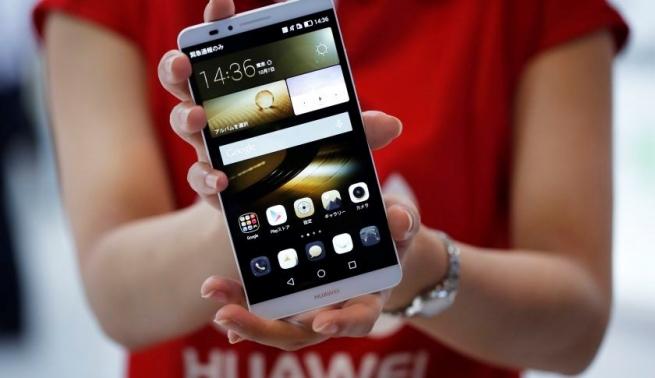 Треть российского рынка пришлась на китайские смартфоны