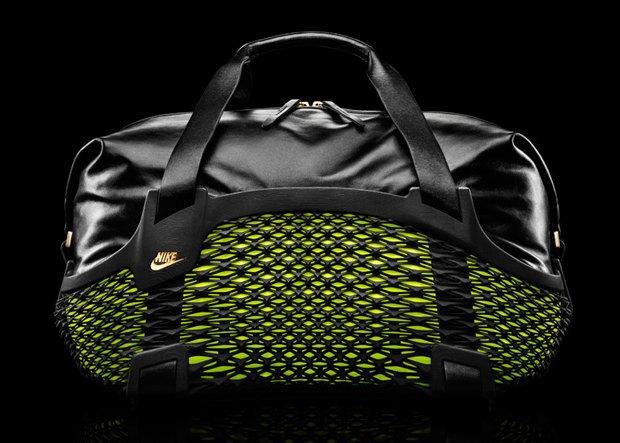 Nike напечатала футбольную сумку на 3D-принтере