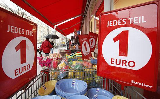 На российский рынок выходит немецкая сеть магазинов фиксированных цен Euroshop