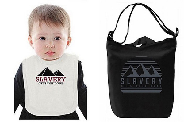 Amazon оказался в центре скандала из-за продажи расистских футболок и сумок