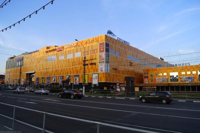 Один из лучших торговых центров Москвы может отойти Газпромбанку