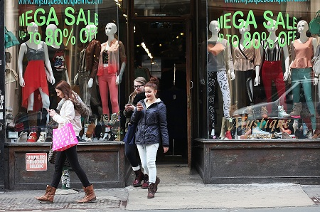 Столичные объекты стрит-ритейла подешевели на 18%