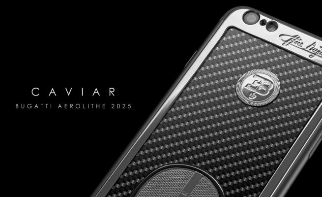 Итальянцы выпустили ювелирный iPhone 6 в честь Bugatti