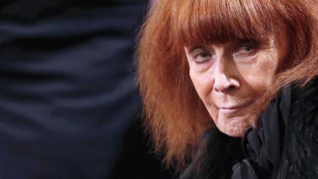 Утром ввозрасте 86 лет скончалась французский модельер Соня Рикель