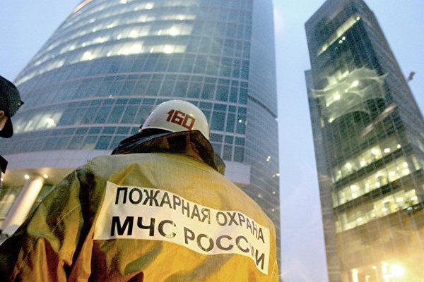 МЧС опровергло информацию о пожаре в ТЦ «Афимолл Сити» в Москве