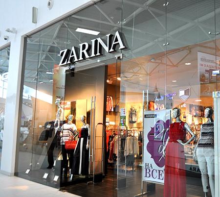 В ТЦ компании FORTGROUP открылись магазины брендов в новом формате