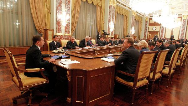 Правительство может принять поправки ФАС в закон «О торговле»