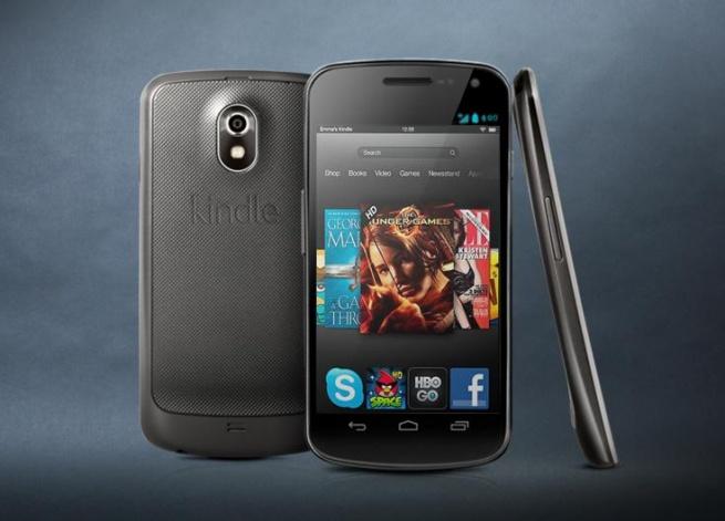 Amazon презентует смартфон в первой половине 2014 года