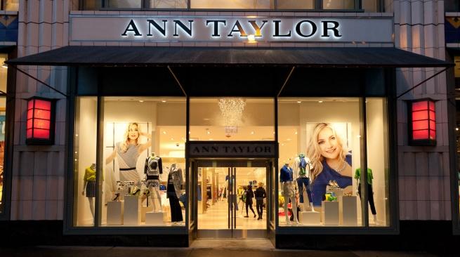 Ритейлер Ascena покупает бренд Ann Taylor за $2,16 млрд