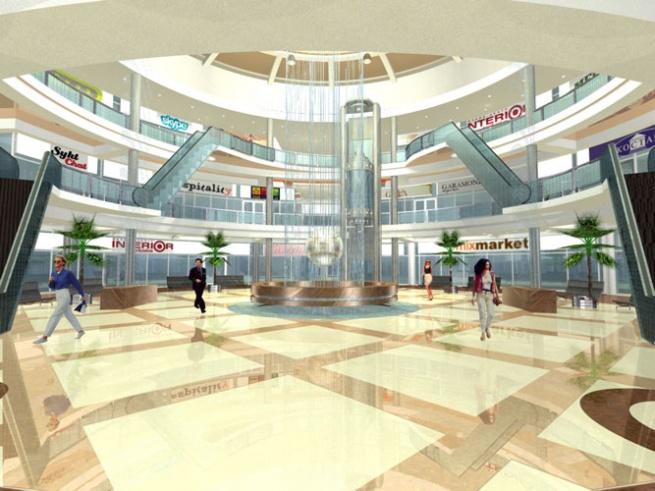 В Ростове построят ещё один торговый центр