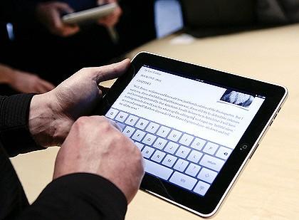 Apple выбыла из тройки крупнейших поставщиков планшетов в России