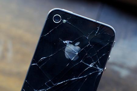 Компания Apple запатентовала самовосстанавливающееся покрытие