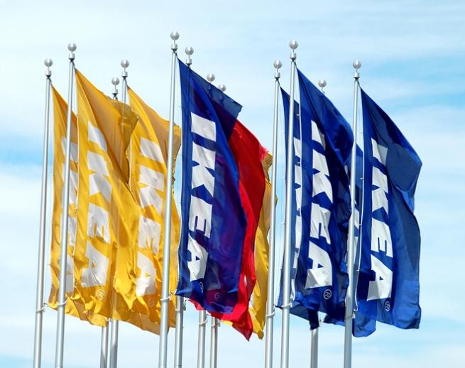 IKEA потратит 1 млрд евро на борьбу с изменением климата