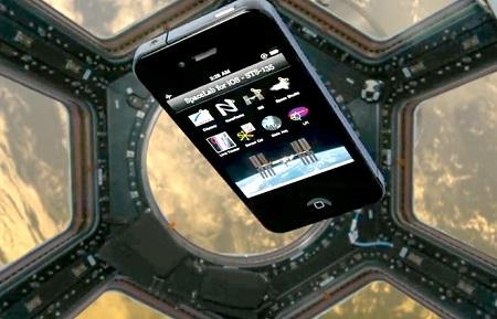 iPhone 6 запустили в стратосферу