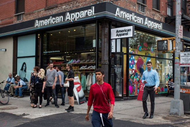 Дов Чарни создаст конкурента American Apparel