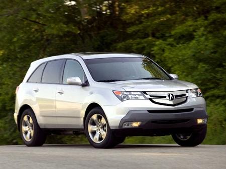 В России ноябрьские продажи Acura отметились положительным ростом