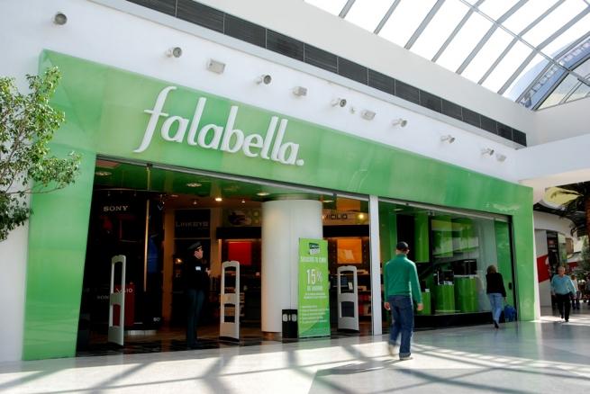Falabella откроет 131 магазин в Латинской Америке
