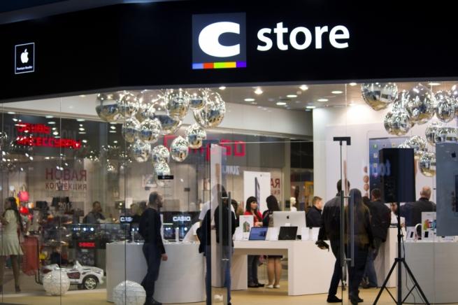 «Связной» увеличил продажи в сети Cstore в 1,5 раза