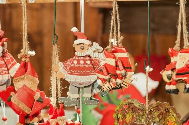 Во Франции упал спрос на рождественские ярмарки из-за терактов