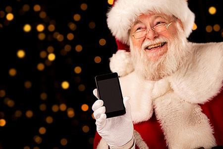 Gfk: треть россиян подарят на Новый год смартфоны