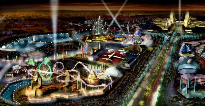 Власти Санкт-Петербурга не разрешили строить парк DreamWorks