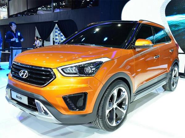 Старт выпуска кроссовера Hyundai ix25 в России назначен на 2016 год