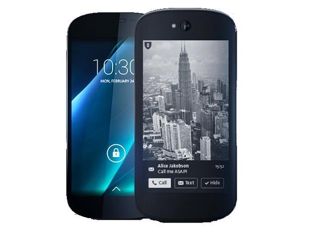 Контракт подписан: YotaPhone 2 выходит на мировой рынок