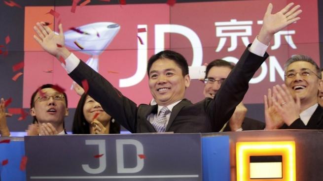 Головная компания JD.com построит крупнейшую в Китае зону электронной торговли