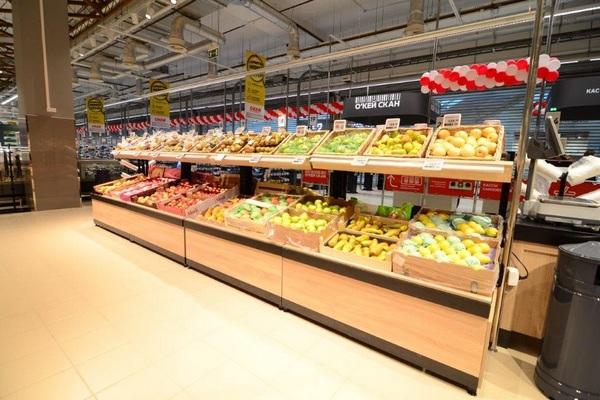 «О`кей» запустил первый гипермаркет нового формата в Москве