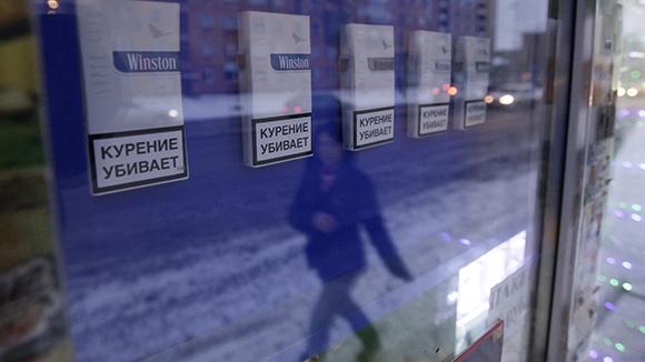 """В России могут запретить продажу тонких сигарет и сигарет """"со вкусом"""""""