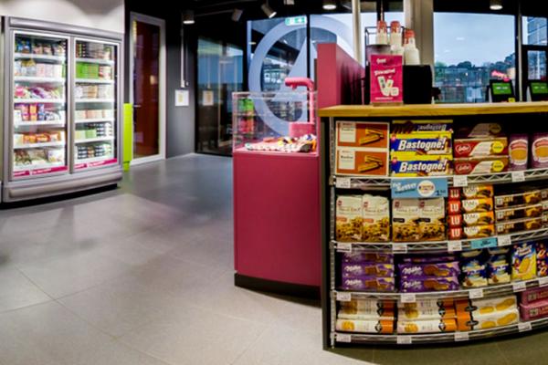 Spar открыл первый магазин без касс в Нидерландах