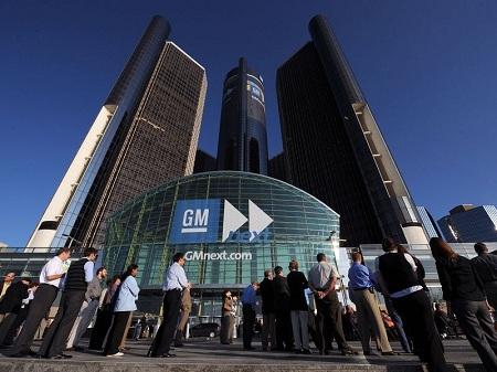 General Motors отзывает очередную партию авто