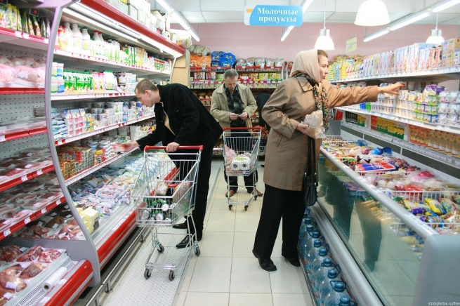 Россия вернула Турции 160 тыс. тонн скоропортящихся продуктов