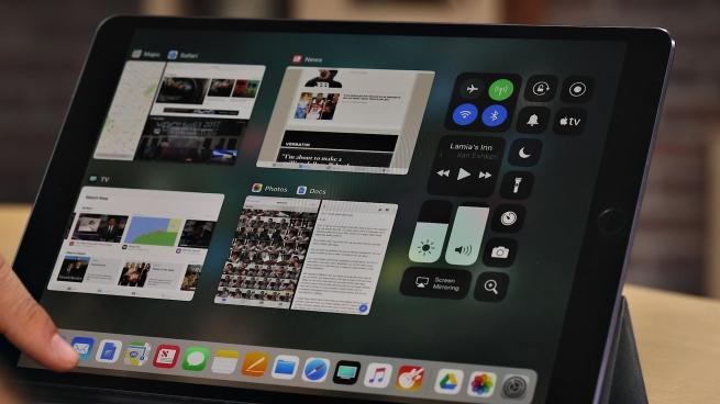 Операционная система iOS 13 превратит планшеты iPad в компьютеры Mac