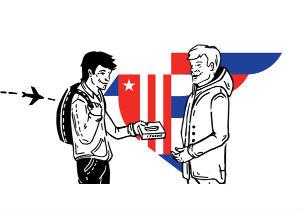 Путешественники помогут доставлять покупки из США с помощью Carry X