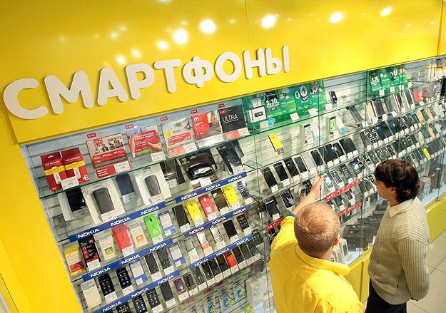 Спрос на мобильные устройства в Москве в 1 квартале 2014 года сократился на 8%