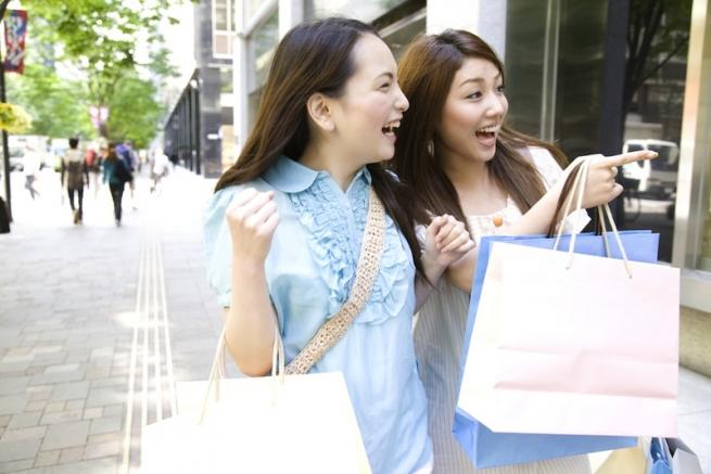В Японии можно будет оплачивать покупки с помощью отпечатков пальцев