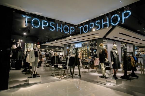 Бренд Topshop может покинуть рынок Японии