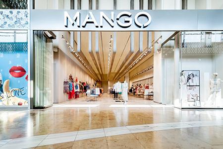 Бренд Mango открывает самый большой магазин в Италии