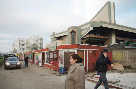 Алексей Немерюк отрицает невозможность покупки скотча и шнурков после сноса самостроя
