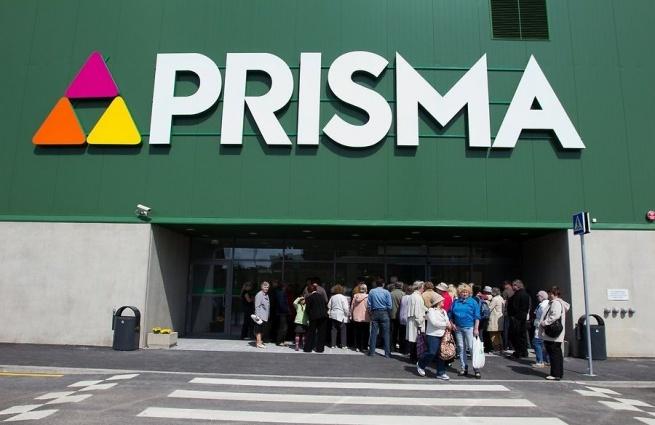 В питерской «Жемчужной Плазе» открылся гипермаркет Prisma