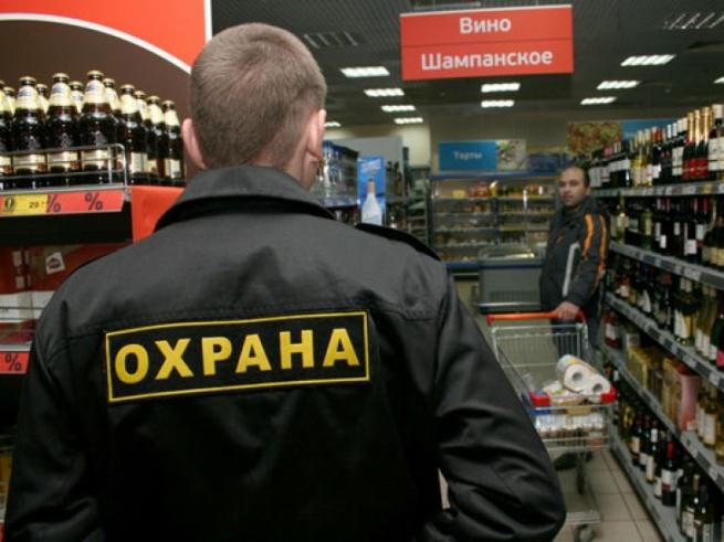 Российские ритейлеры отказываются от охранников