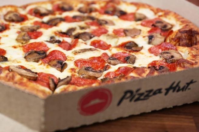 Ресторанный холдинг «АмРест» стал мастер-франчайзи Pizza Hut в России