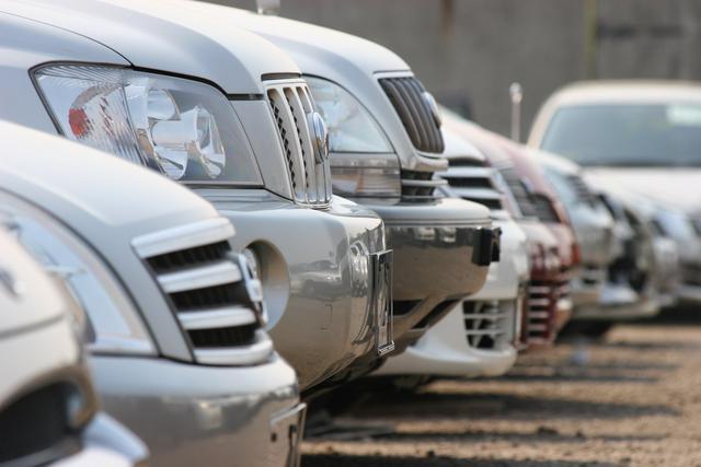 В Красноярске подорожал рынок подержанных автомобилей