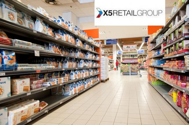 X5 меняет отдел закупки