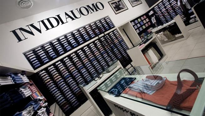 В Петербурге откроется флагманский бутик итальянского бренда INVIDIAUOMO