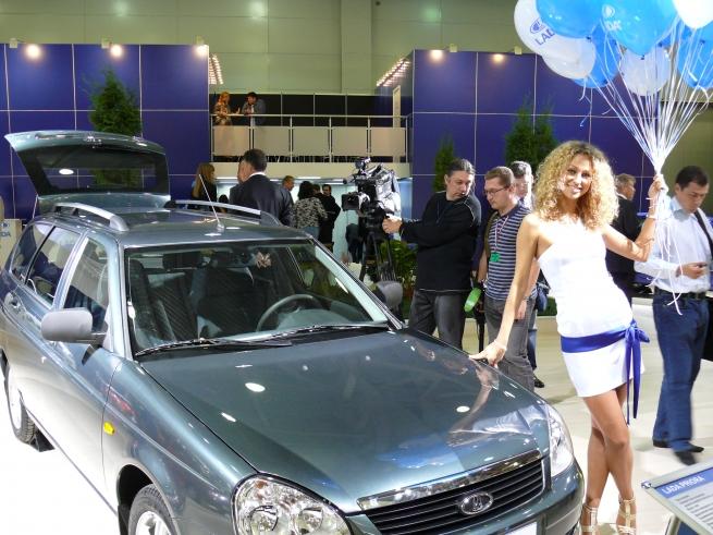 Осенью АвтоВАЗ запустит производство трех новых моделей LADA
